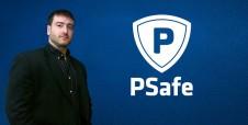 Marco DeMello, CEO da PSafe, participa de evento nos EUA