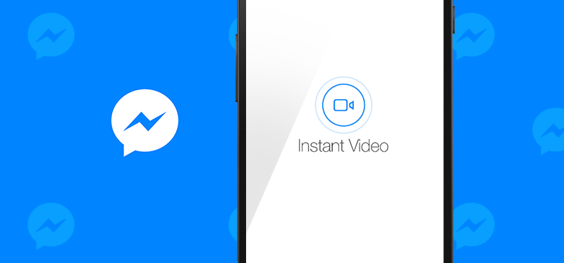 Instant-video-facebook-messenger