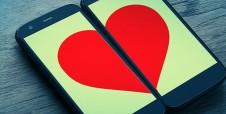 El amor en Internet y las aplicaciones