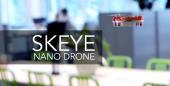 Conoce SKEYE, el drone con cámara más pequeño del mundo