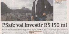 Brasil Econômico faz matéria sobre a PSafe