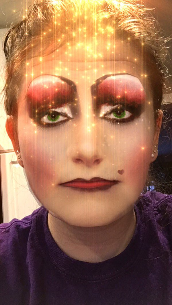 dragqueen filter