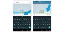 Telegram permite editar mensagens enviadas