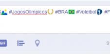 Twitter lança emojis exclusivos para os Jogos Olímpicos