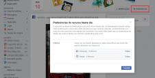 Como bloquear memórias do seu Facebook