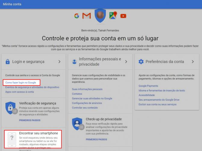 Como Remover Uma Conta Google De Um Celular Perdido Ou Roubado