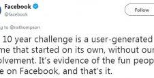 Desafio dos 10 anos pode ameaçar sua privacidade?