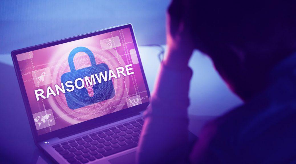 Computador - ransomware