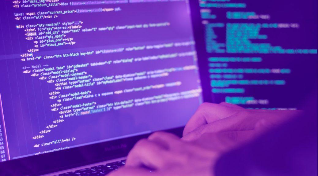 Computador- código de sites