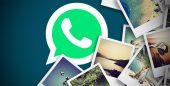 Como enviar várias fotos de uma vez pelo WhatsApp