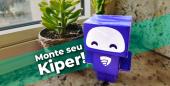 Que tal levar o Kiper para casa?