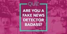 Take the BuzzFeed Quiz and Test Your Fake News Detecting Skills!