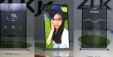 ZUK presenta un prototipo de smartphone completamente transparente