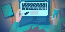 Cinco USBs con máxima seguridad para proteger tus archivos