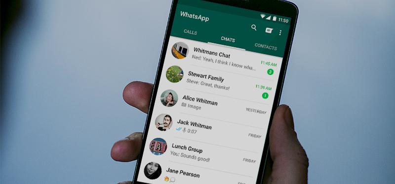 WhatsApp| Se produjeron cambios en los grupos, videollamadas multitudinarias y stickers