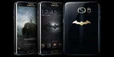 Galaxy S7 Edge tendrá una edición inspirada en Batman
