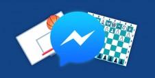 Juegos ocultos en Facebook Messenger