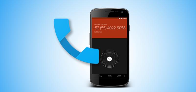 identificador de llamadas para celular