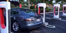 Tesla estrena estación de carga en CDMX