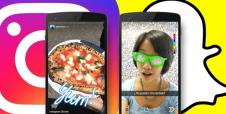 La historia de cómo Instagram plagió descaradamente a Snapchat