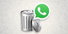 Conoce DFNDR: elimina la basura en WhatsApp