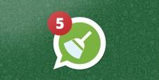 Cómo limpiar tu WhatsApp y ganar más espacio