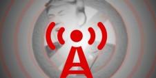 Hackers luchan contra Trump secuestrando radios