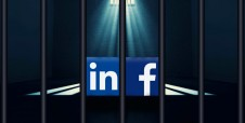 Virus secuestra datos por medio de Facebook y LinkedIn
