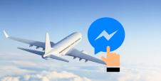 Ya puedes comprar tu boletos de avión desde Messenger