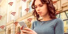 ¿Wi-Fi en la calle? ¡Encuéntralos fácil!