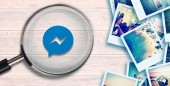 ¿Cómo encontrar una imagen compartida en Facebook Messenger?