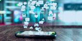 ¿Bajar aplicaciones consume la batería del celular?