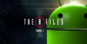 Expedientes Secretos Android: Parte I